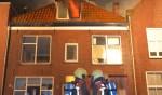 Brand in een woning aan de Graaf Ottosingel in Zutphen. Foto: GinoPress B.V.