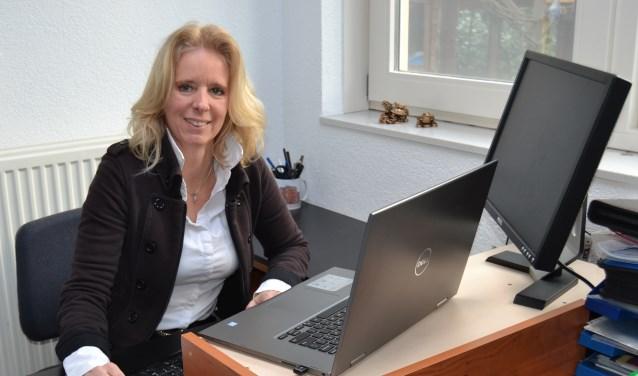 Ellen Richardson-Stoltenborg beleefde een traumatische week in Portugal. Dit zette haar tot het schrijven van een boek. Foto: Karin Stronks