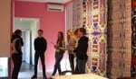 Taaldorp in Villa Mondriaan. Foto: Sabrina Damen-Heesen