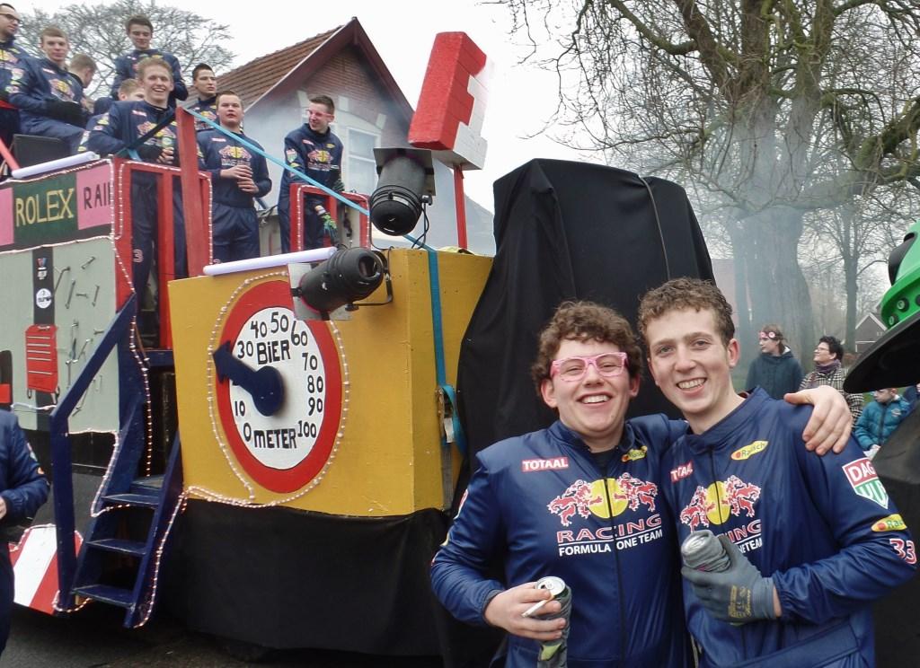 Ook Max Verstappen was erbij in Eibergen. Foto: Henri Walterbos © Achterhoek Nieuws b.v.