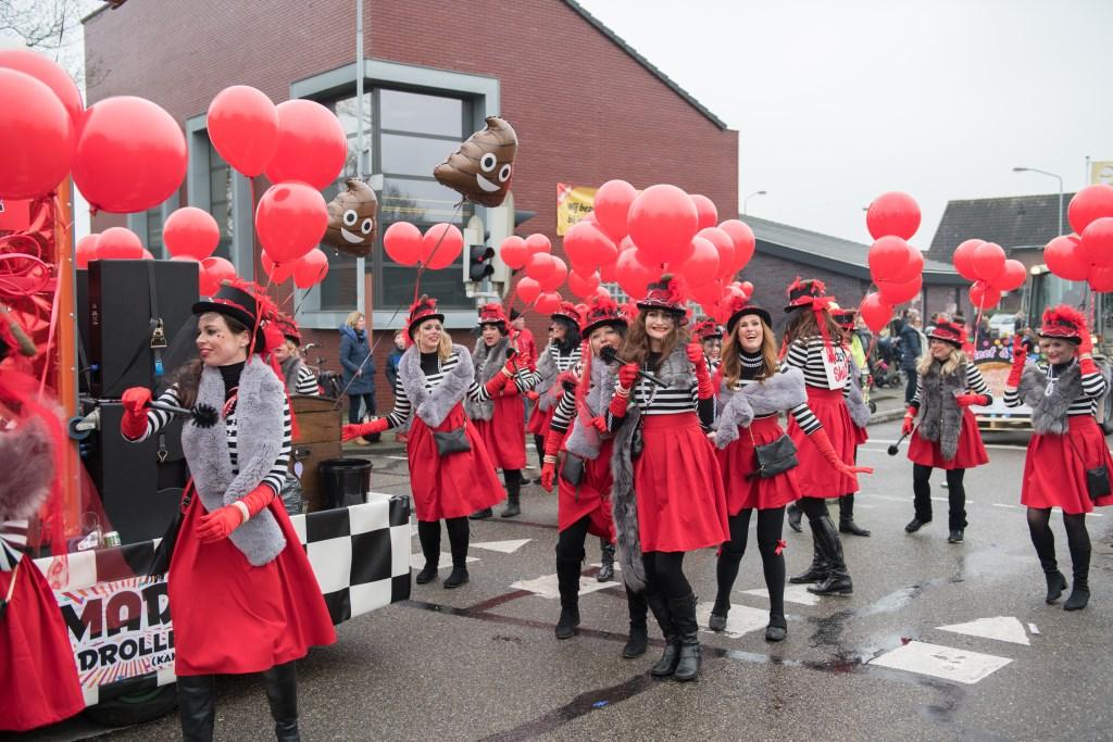 Je kent ze wel; die Doetinchemse kakmadammen. Foto: AchterhoekFoto/Henk den Brok  © Achterhoek Nieuws b.v.