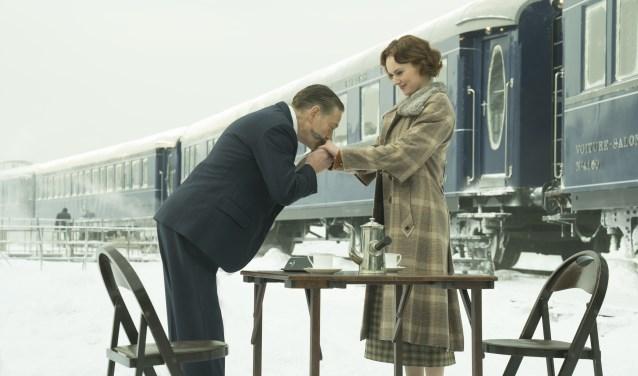 Murder on the Oriënt Express. Foto: Nicola Dove