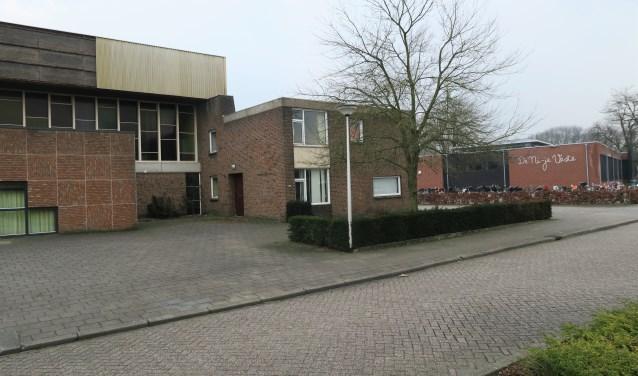 De bestemming van de totale locatie Buitenschans is medio mei opnieuw onderwerp van gesprek. Foto: Theo Huijskes