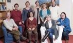 Een deel van het team van De Rozenhof. Foto: PR