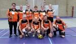 Aladna/De Issel is kampioen geworden zonder zelf in actie te komen. Foto: PR