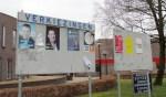 De verkiezingen voorbij, de aanplakbiljetten kunnen weg. Foto: Rob Stevens