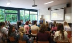 Het campagneteam van Rijden Zonder Invloed doet op 26 maart het Liemers College aan. Foto: PR