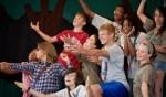 Jeugdige liefhebbers van muziektheater kunnen zich uitleven. Foto: PR