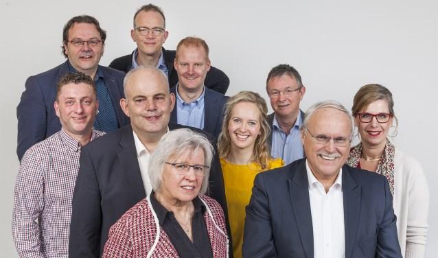 Het team van OOG. Foto: Jurgen Pillen