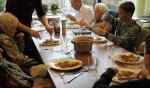 Pannenkoeken op het menu bij Beth San. Foto: Kristel te Bokkel