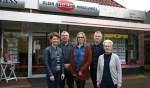 Het team van Klein Hesselink Makelaars. Foto: PR