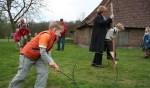Kinderspelen bij de Lebbenbrugge. Foto: PR