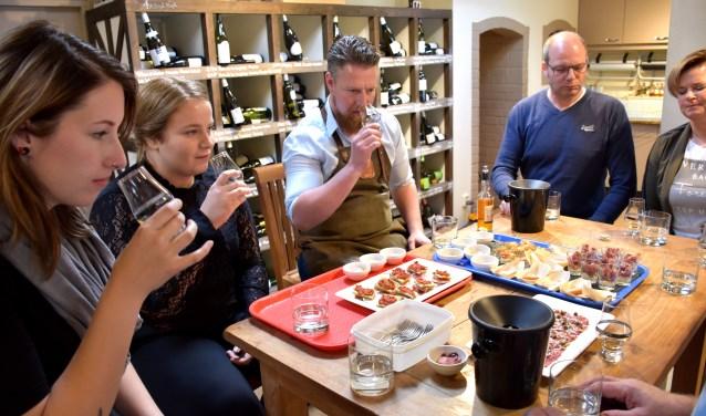 Uit bekende (en ook enkele onbekende) gebieden zijn er whisky's om te proeven. Foto: PR