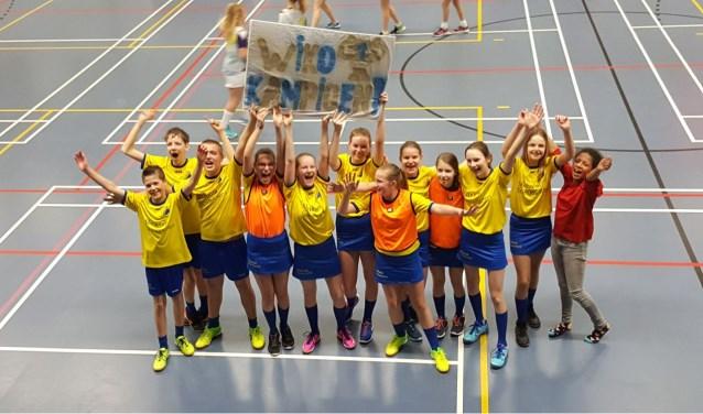 Het kampioensteam van Wiko en Aladna. Foto: PR