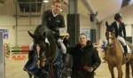 Jelmer Hoekstra en Eric Morssinkhof. Foto: PR