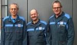 De mannen van BCS Aalten. Foto: PR