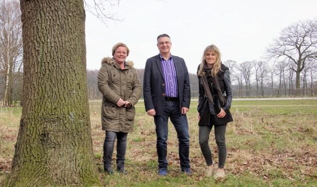 Stichting Vrienden van Estinea houdt wervingsactie voor  beweegtuin