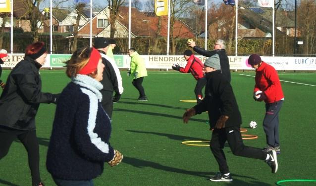 Er wordt gesport op onder meer de velden van voetbalclub SDOUC. Foto: PR