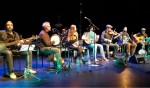 Ierse folkmuziek van The Coïncidences in het Theater Onder de Molen. Foto: PR