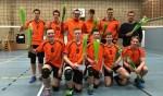 Het kampioensteam van Jongens A Tornax. Foto: PR