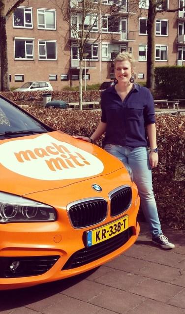 Willeke Voskamp is genomineerd voor deze nieuwe verkiezing van 'Mach mit!'. Foto: PR