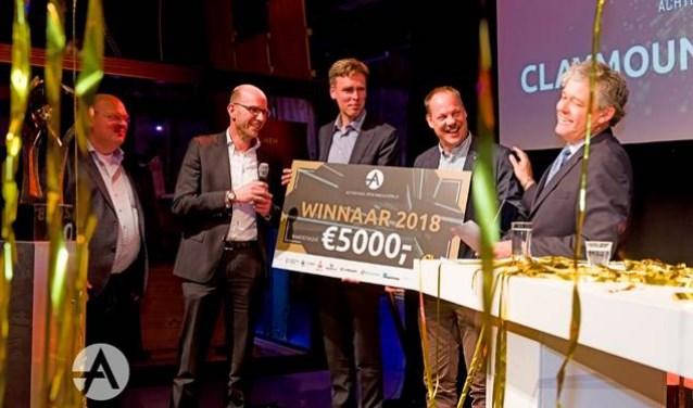 Claymount Assemblies winnaar van de Achterhoek Open Innovatieprijs