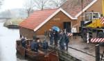 De Berkelschippers staan voor een nieuw vaarseizoen. Foto: Jaime Lebbink