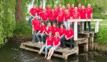 Team De Achterhoekrunners. Foto: PR