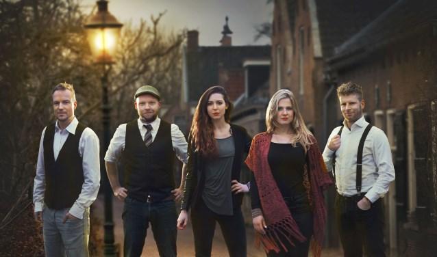 Valice is een van de bands die op Bevrijdingspop Achterhoek van zich laat horen. Foto Wendy Vonk