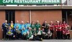 De verschillende Achterhoekse klootschietkampioenen. Foto: PR