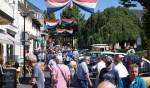 Oldtimers op het Meifeest in Aalten. Foto: PR