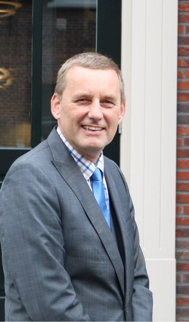 Burgemeester Anton Stapelkamp. Foto: gemeente Aalten