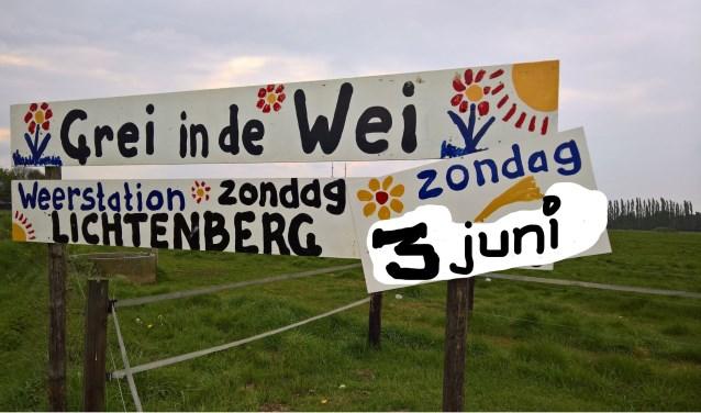 Grei in de Wei bij weerstation Lichtenberg. Foto: PR