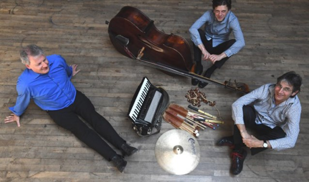 Accordion Affairs treedt op in de Koppelkerk