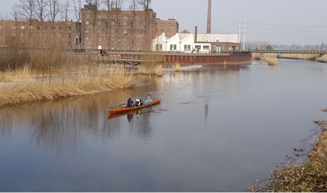 Roeien op de Oude IJssel. Foto: PR