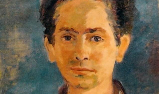 Een zelfportret van Max van Dam. Foto: PR