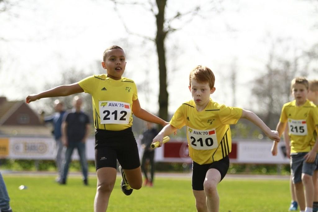 Volop 'verbeten' strijd. Foto: PR  © Achterhoek Nieuws b.v.