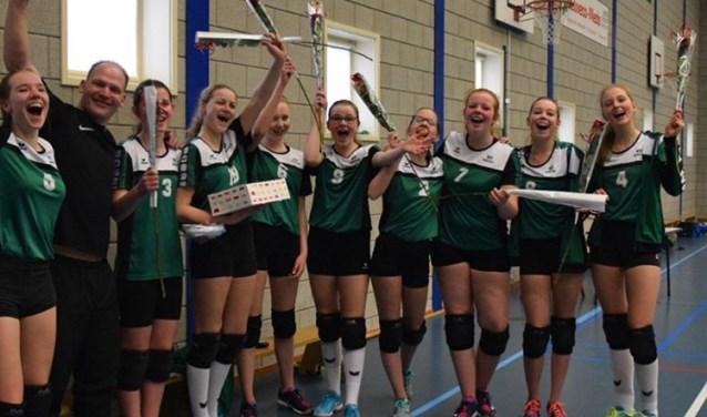 De kampioen: team WSV B1. Foto: PR