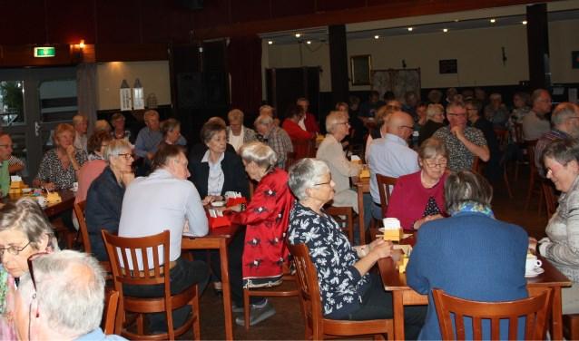 38 enthousiaste paren namen deel aan de Bridgedrive. Foto: PR.