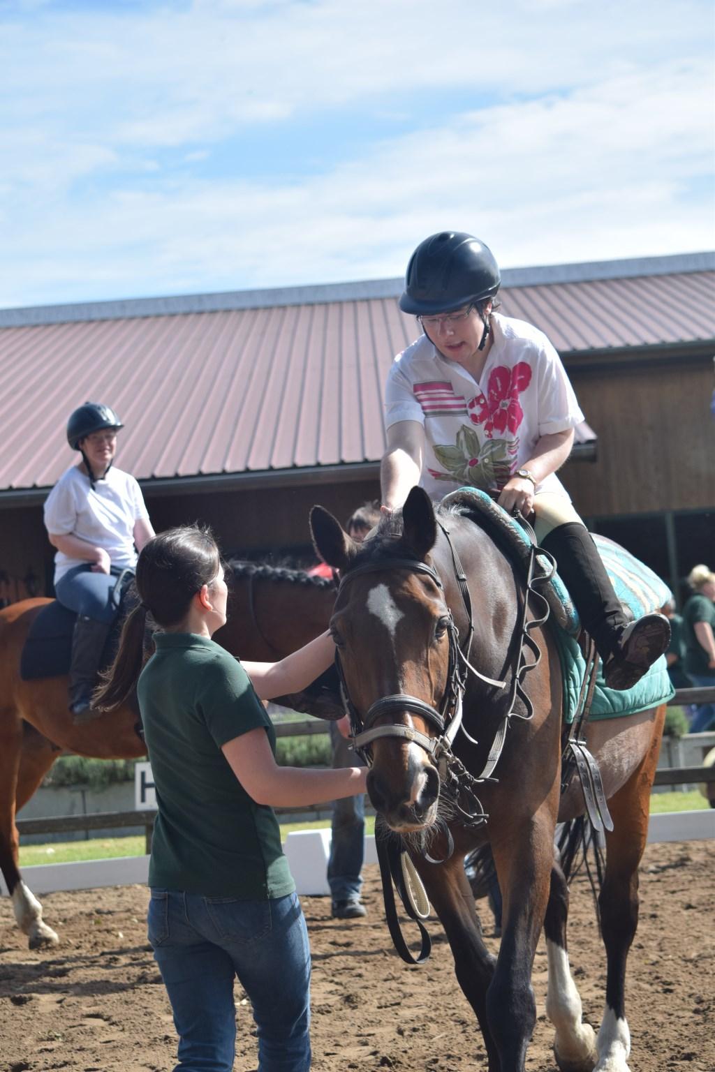 Iedereen kan paardrijden op zijn eigen niveau. Foto: PR  © Achterhoek Nieuws b.v.