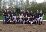 Leden van De Bosruiters uit Keijenborg, die het 70-jarig bestaan vierden. Foto: PR