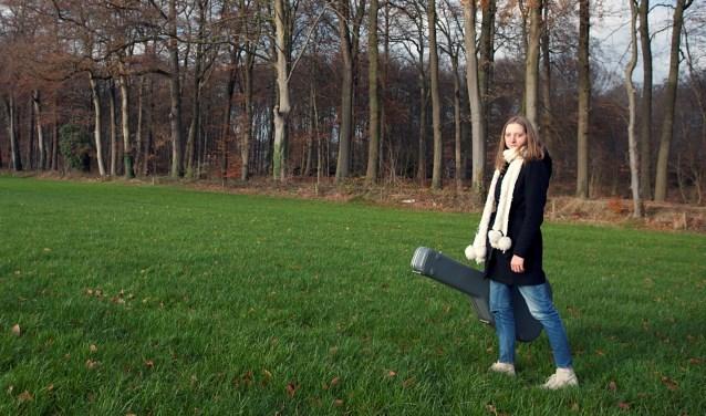 Zutphense singer songwriter geeft lunchconcert