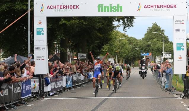 De tweede editie van de Ronde van de Achterhoek komt er toch, op 18 en 19 augustus. Foto: PR