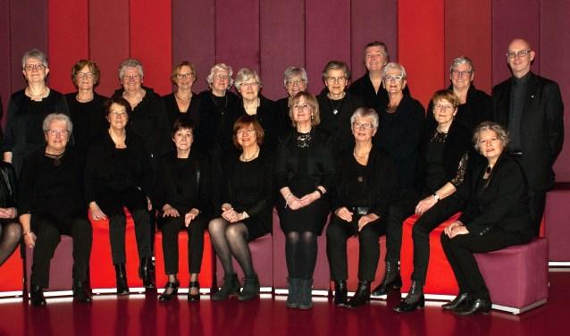 Vrouwenkoor Musica geeft lustrumconcert