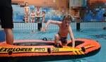Oefening met de boot. Foto: PR