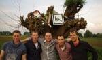 De band HIK uit Hummelo treedt op in de regio. Foto: PR