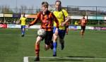 Actiefoto van de wedstrijd FC Zutphen zat.1 - Nunspeet 1. Foto: Hans ten Brinke