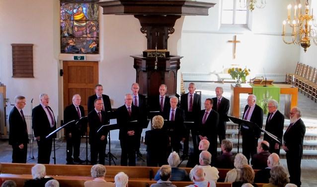 Cantores Versicolores zingt Byzantijnse liederen. Foto: PR