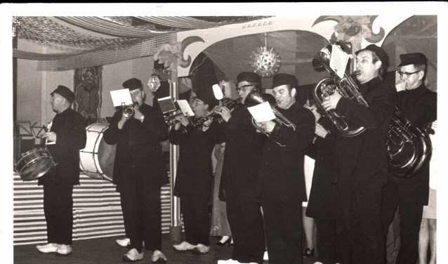De Knollentrekkers in 1969. Foto: PR