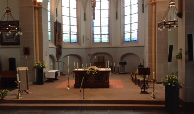 Vespers in de St. Jan Zutphen. Foto: PR